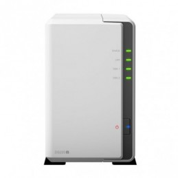 NAS SYNOLOGY DS220J 2HD...