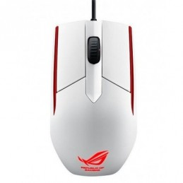 MOUSE GAMING ROG SICA WHITE...