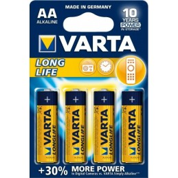 BATTERIA STILO AA 1,5V LR6...