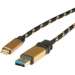 CAVO USB 3.1 A-C 1MT M/M...