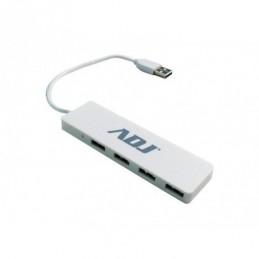 HUB USB 2.0 4P TETRA WH...