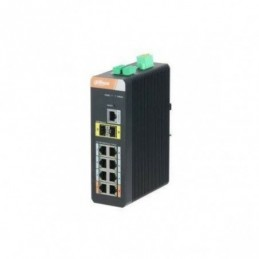 SWITCH INDISTRIAL 10P GBIT...